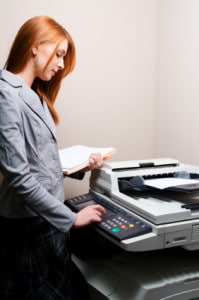 Xerox-copiers