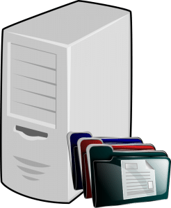 document management server