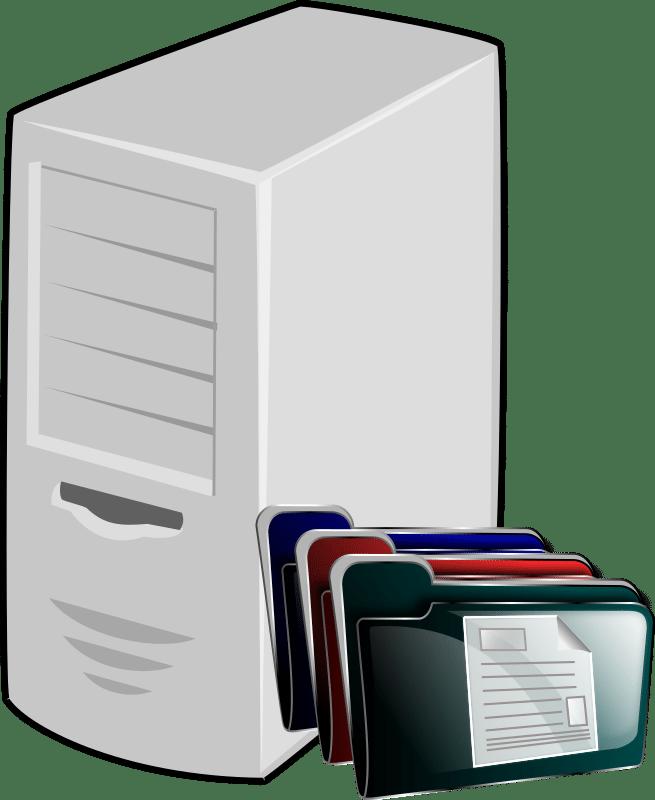 document management server